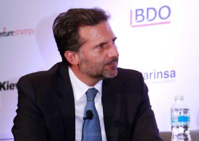 Alfonso Araiza, Head of Energy & Mining & Construction, INTERproteccion