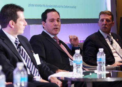 Antonio Zárate, Enterprise Risk Management, México, CEMEX