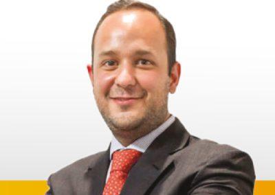 Diego Peralta, AINDA