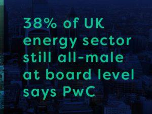 gender diversity in- energy boardrooms