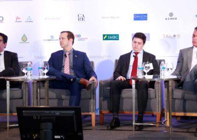 Eduardo Villegas, Niels Versfeld, Carlos Aguilera, Rogelio Montemayor