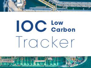 ioc low carbon tracker by energy council