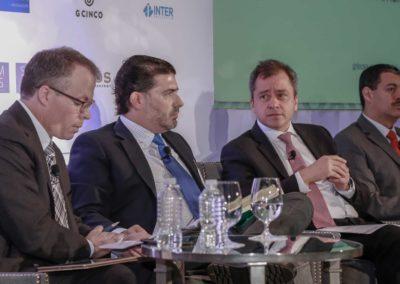 Jim Chisholm, Dr. Ulises Hernández Romano, Javier Zambrano, Alex Garcia