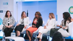 womens council panel speakers at agfrica assembly