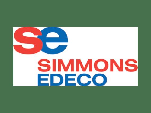 Simmons Edeco logo